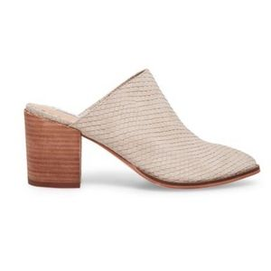 NEW Steve Madden Shaylon Heeled Summer Mule